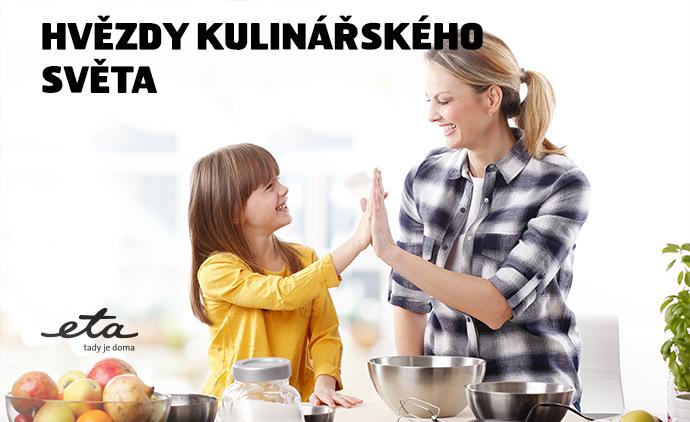 Hvězdy kulinářského světa