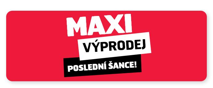 Maxi výprodej