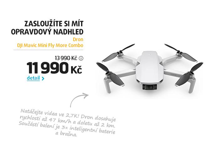 Dron DJI Mavic Mini Fly More Combo