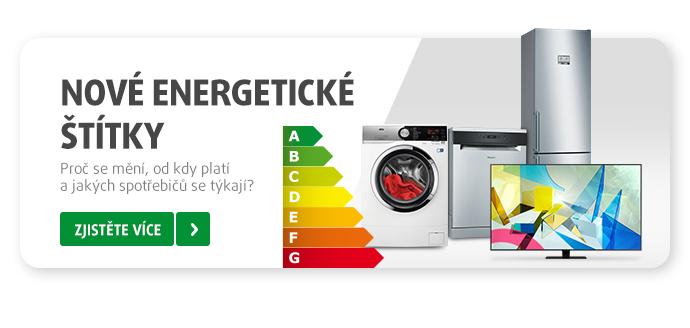 Nové energetické štítky
