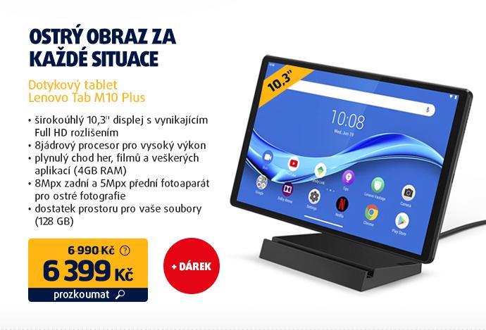 Dotykový tablet Lenovo Tab M10 Plus
