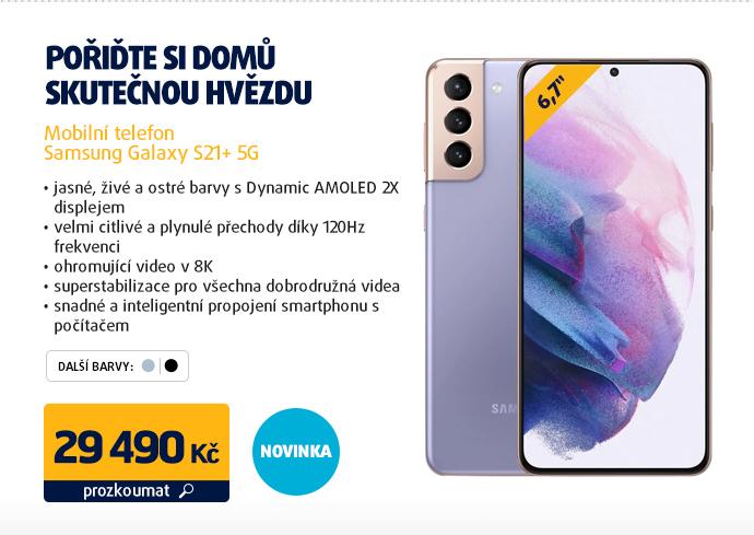 Mobilní telefon Samsung Galaxy S21+ 5G