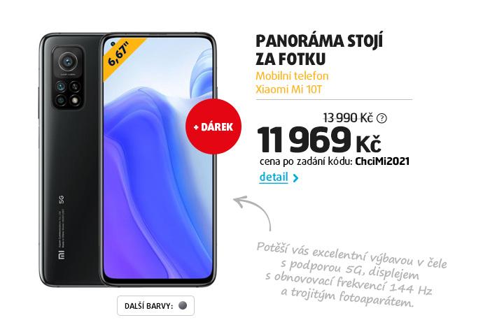 Mobilní telefon Xiaomi Mi 10T