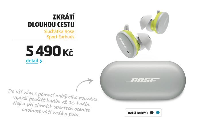 Sluchátka Bose Sport Earbuds