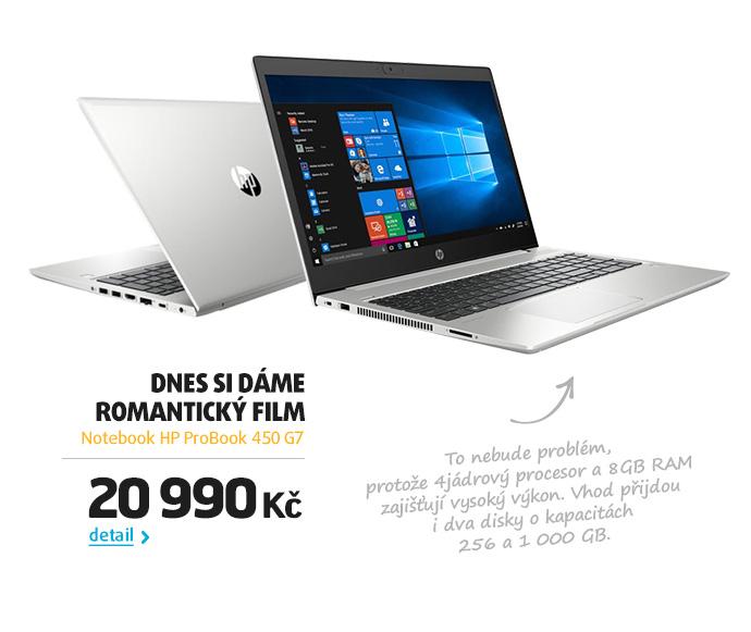 Notebook HP ProBook 450 G7