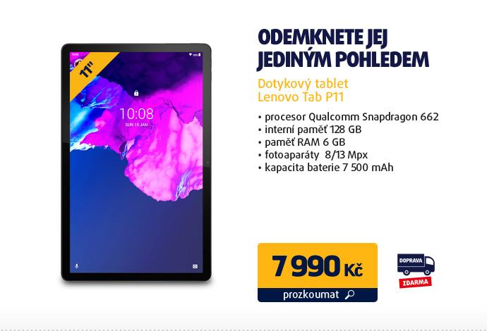 Dotykový tablet Lenovo Tab P11