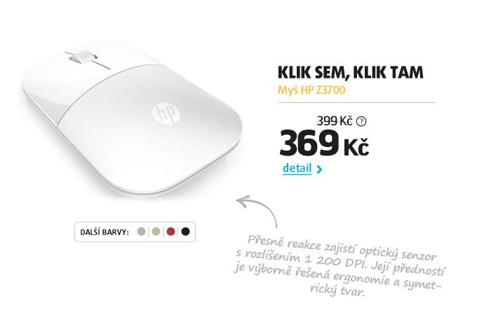 Myš HP Z3700