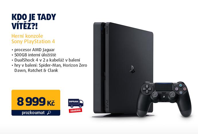 Herní konzole Sony PlayStation 4