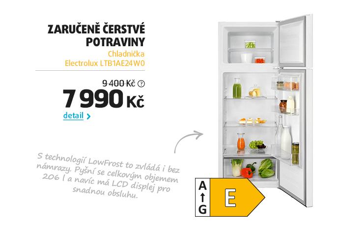 Chladnička Electrolux LTB1AE24W0