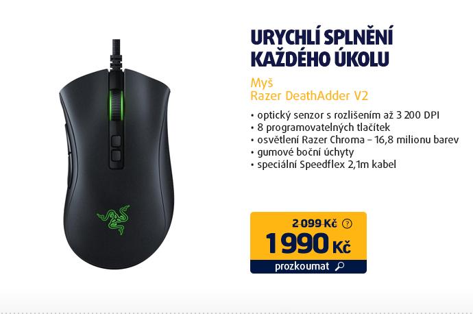 Myš Razer DeathAdder V2