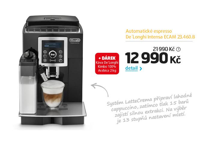Automatické espresso De'Longhi Intensa ECAM 23.460.B