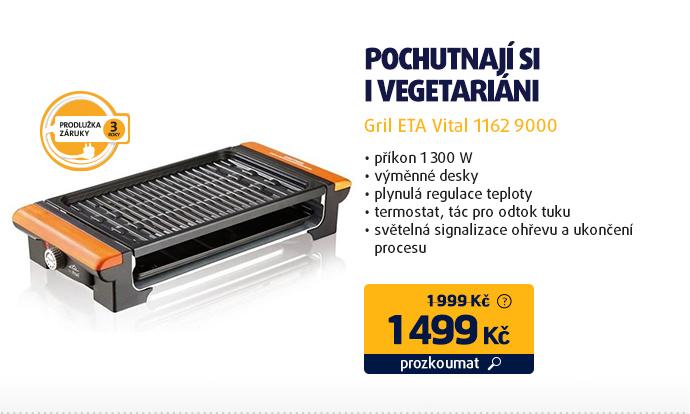 Gril ETA Vital 1162 9000