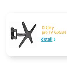 Držáky pro TV GoGEN