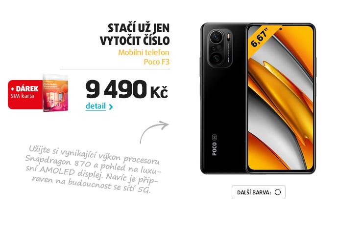 Mobilní telefon Poco F3