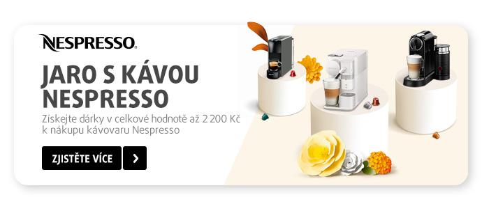 Zpříjemněte si jaro poukazem na nákup kávy a dalšími výhodami v celkové hodnotě až 2 200 Kč