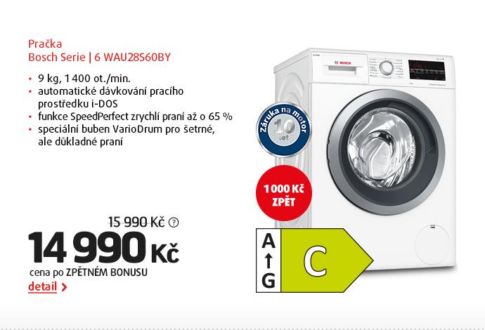 Pračka Bosch Serie | 6 WAU28S60BY