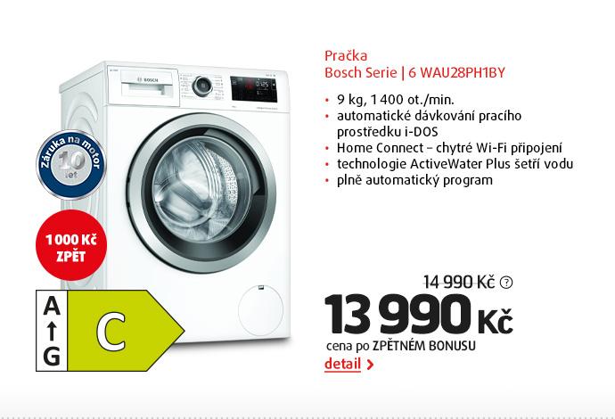 Pračka Bosch Serie | 6 WAU28PH1BY