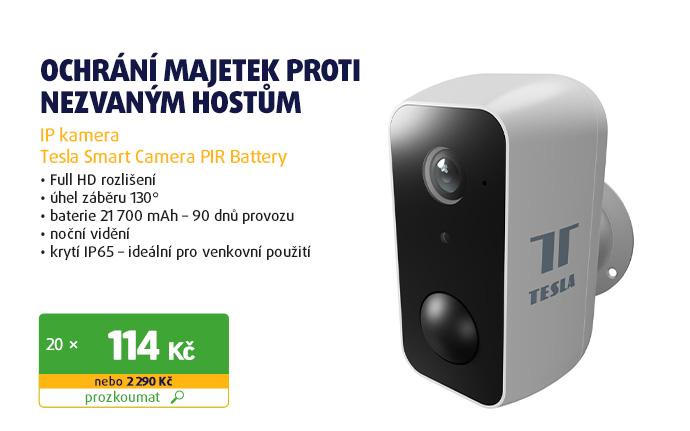 IP kamera Tesla Smart Camera PIR Battery