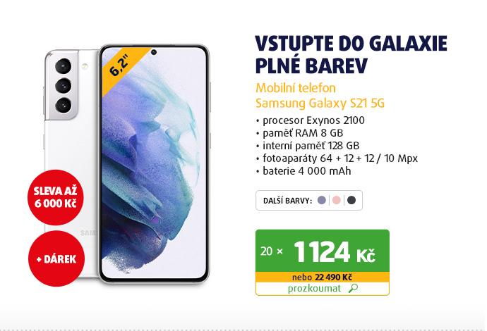 Mobilní telefon Samsung Galaxy S21 5G