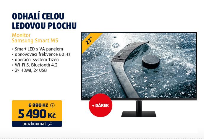 Monitor Samsung Smart M5
