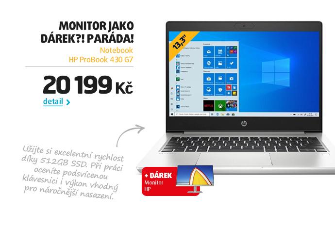 Notebook HP ProBook 430 G7